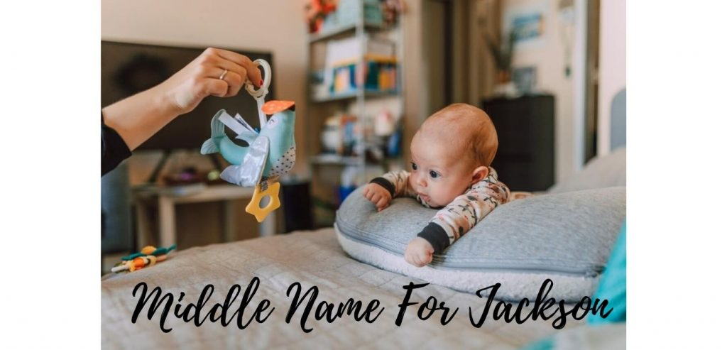 Middle Name For Jackson